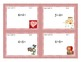 Math Task Cards- Grades 1-2 Addition/SubtractionWithin 20 Valentine's