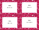 Math Task Cards Grades 4-6 Simplify Using The Order Of Ope