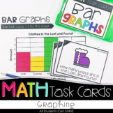 Math Task Cards - Graphing