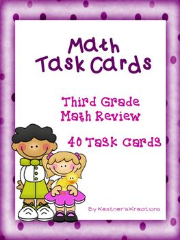 Math Task Cards I'm Done. Now What?