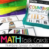 Math Task Cards - Number Sense