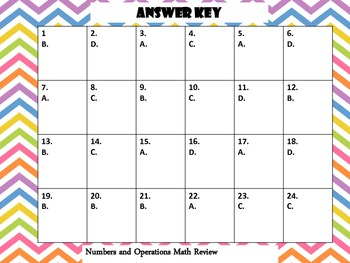 Math Task Cards Numbers and Operations in Base Ten 3rd Grade Common Core