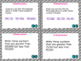 4th Grade Math Task Cards- Ordering Numbers; CCSS 4.NBT.A.2