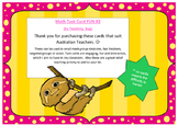 Math Task Cards Set# 2