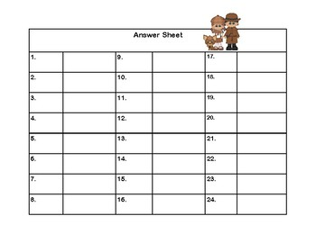 Math Task Cards- Solve for the Mystery Number- Grade 2