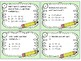 Math Task Cards Writing and Interpreting Numerical Expressions 5.OA.A.2