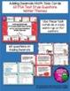 5th Grade Math Task Cards Year-long INK SAVER BUNDLE FSA S