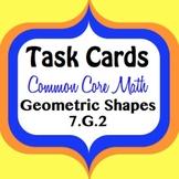 Geometric Shapes CCS 7.G.2