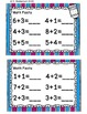 Math Task Cards August 1st Grade