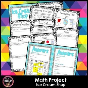 Shop Math Project