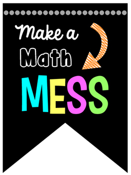 Math Task Problem Solving Strategy {MESS}
