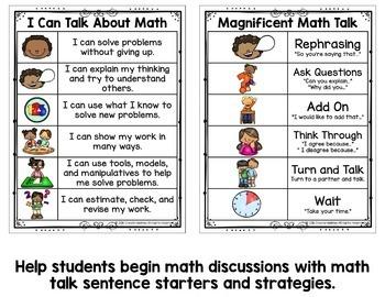Math Tasks Bonus Bundle