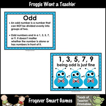 """Number Wall Posters/Headers--Number Sense """"Monster Mania"""" (blue)"""