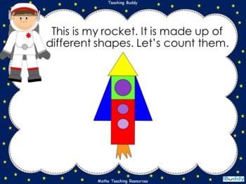Math Teaching Resources – Shape Rockets