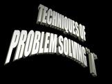 Math Techniques of Problem Solving - 200 Questions