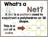 Math Terms & Definitions - Colorful Math Skill Posters - NET