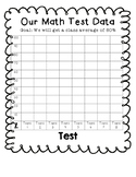 Math Test Data Tracker