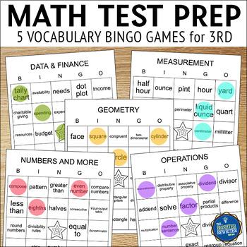 Math Test Prep Grade 3