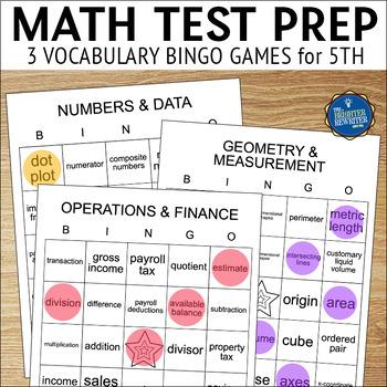 Math Test Prep Grade 5