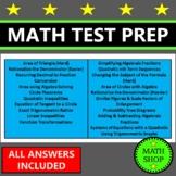 Math Test Prep Algebra 2