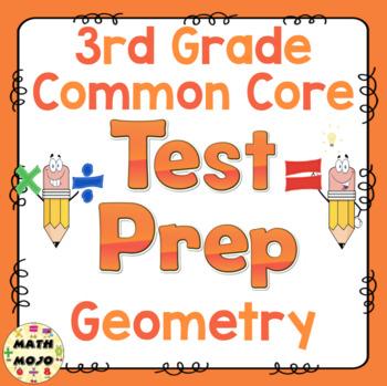 Math Test Prep (3rd Grade Common Core) Geometry