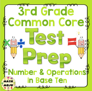 Math Test Prep (3rd Grade Common Core) Number and Operatio