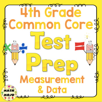 4th Grade Math Test Prep: Measurement and Data