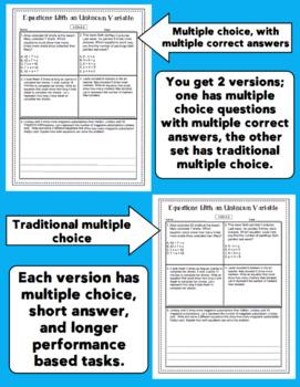 4th Grade Math Test Prep: Operations and Algebraic Thinking