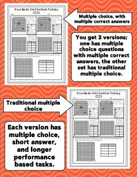 Math Test Prep (5th Grade Common Core) Geometry
