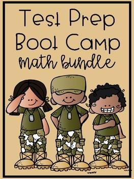 Math Test Prep Boot Camp