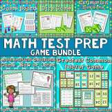 Math Test Prep Games Bundle