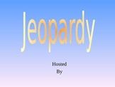 Math Test Prep Jeopardy Game