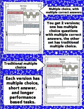 Math Test Prep 3rd Grade - Rock the Test