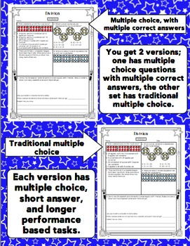 Math Test Prep 3rd Grade - Rock the Test