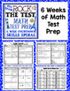 Math Test Prep Rock the Test - 4th Grade Ultimate Bundle
