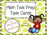End of the Year 3rd Grade Math Task Cards - Math Review -