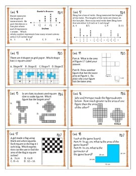 Grade 3 Math Test Prep and Review
