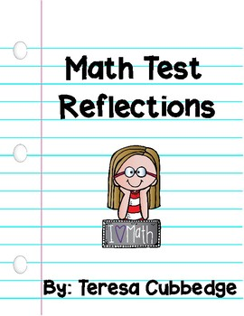 Math Test Reflections