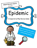 Math Test Review Game 3rd grade: Epidemic (Cooperative Play Game)