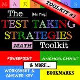 Math Test Taking Strategies Toolkit