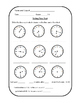 Math Tests -Second Grade (Addition, Subtraction, Fractions, Graphing, & More)