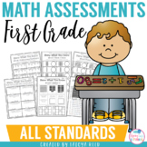 First Grade Math Assessments