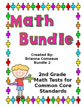Math Tests Bundle