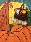Math + Thanksgiving = Creative Cross Curricula Lesson