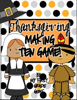 Thanksgiving Making Ten