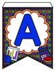 Math Theme Pennant Banners - All Grades!