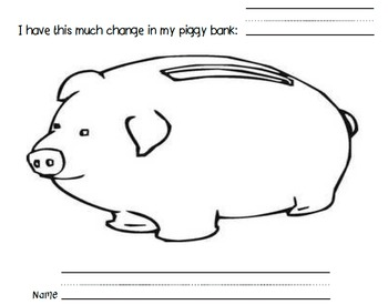 Math Themed Class Book Templates