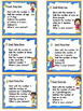 Math Thinking Cards- Addition and Subtraction