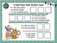 Math Tile 3 Digit MYSTERY Clues Place Value Game