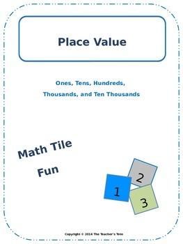 Place Value - Math Tile Fun